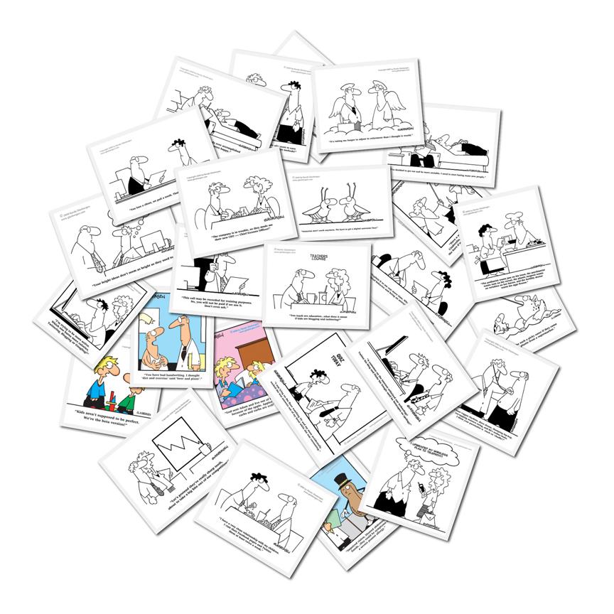 Glasbergen Cartoons